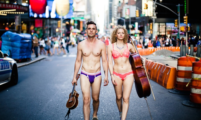The Skivvies - UCPAC'S Hamilton Stage: The Skivvies on Friday, June 24th, at 8 p.m.
