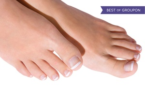Ruba Bar Laser: Laser Nail-Fungus Removal for One or Both Feet at Ruba Bar Laser (Up to 80% Off)