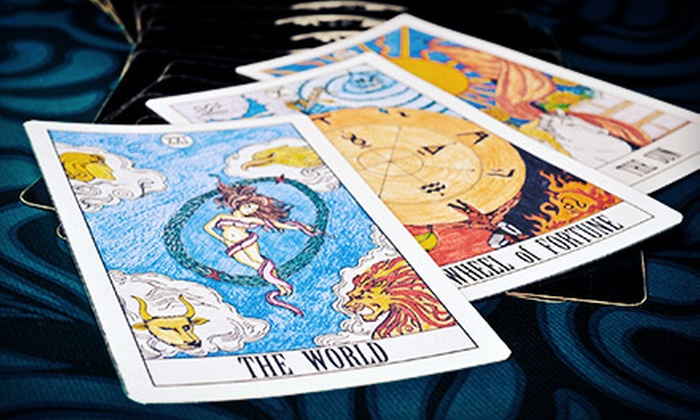 Psychic Consultant - Gainesville: $25 for $50 Worth of Fortune Telling at Psychic Consultant