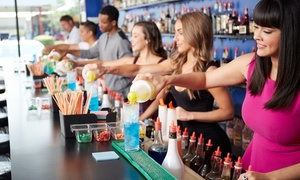 Bartending World: 40-Hour Bartending-Certification Class or Two-Hour Flair Bartending Class at Bartending World (Up to 78% Off)
