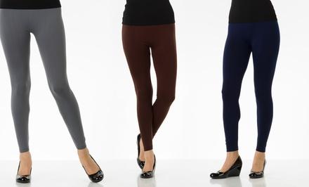 6-Pack of Women's Seamless Leggings