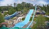 Enchanted Forest Water Safari - Old Forge: Admission and Splash Cash for Two or Four at Enchanted Forest Water Safari (Up to 39% Off)