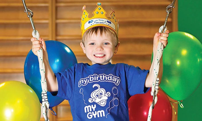 My Gym Children's Fitness Center - Henderson - My Gym - Henderson: $175 for a Birthday Party for Up to 20 Kids at My Gym Children's Fitness Center - Henderson ($350 Value)