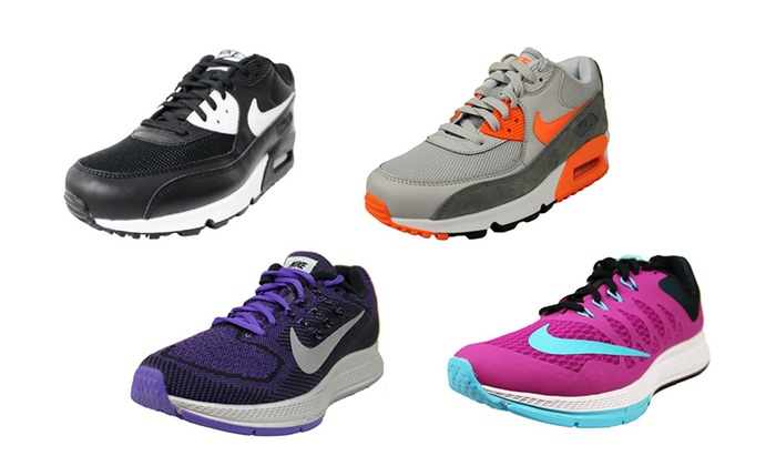 Groupon Goods: $129 for a Pair of Nike Air for Women in Choice of Style and Colour (Don't Pay $180)