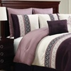 Addison 8-Piece Embroidered Comforter Set