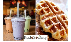 Kudo Society: Up to 40% Off Food and Drink at Kudo Society