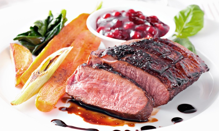 T-Bone & More - Eldersburg: Steakhouse Cuisine at T-Bone & More (Up to 51% Off). Two Options Available.