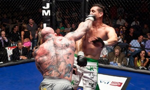 Fight Time 27: Fight Time 27 Professional MMA Showcase for Two at Magic City Casino on Friday, September 18, at 8 p.m. (Up to 49% Off)
