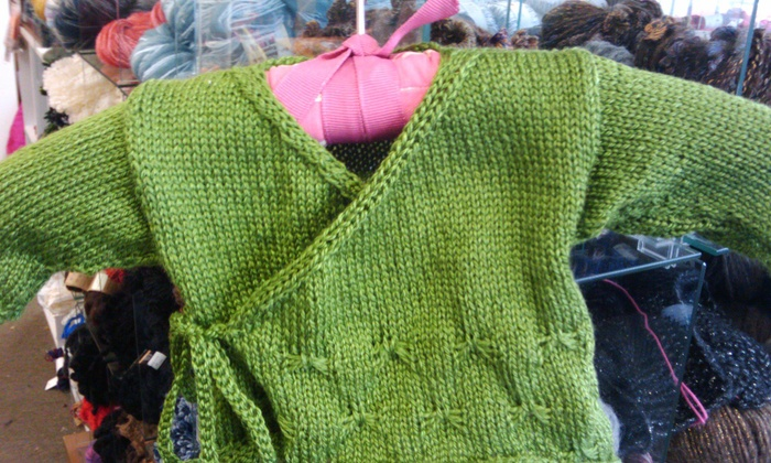 Kirkwood Knittery - Saint Louis: Two Beginning Knitting Classes for One or Two at Kirkwood Knittery (Up to 57% Off)