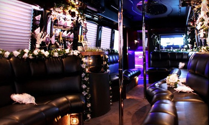 Royalty Lifestyles Limousine - Chicago: $299 for a Three-Hour Limo-Bus Ride for Up to 16 from Royalty Lifestyles Limousine ($750 Value)