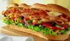 Subway - Location: Two Footlong Subs w/ Chips & Drinks, or Five Groupons, Each Good for One Six-Inch Sub at Subway (Up to 50% Off)