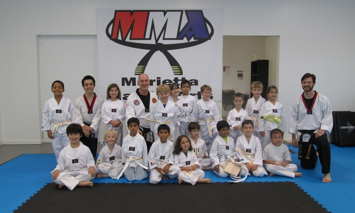 Marietta Martial Arts - Marietta: Two Weeks of Unlimited Martial Arts Classes at Marietta Martial Arts (61% Off)