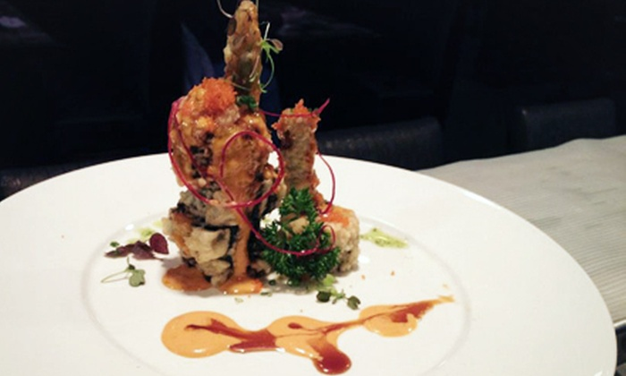 Pandang - South Orange: $20 for $40 Worth of Sushi, Hibachi, and Thai Food at Pandang