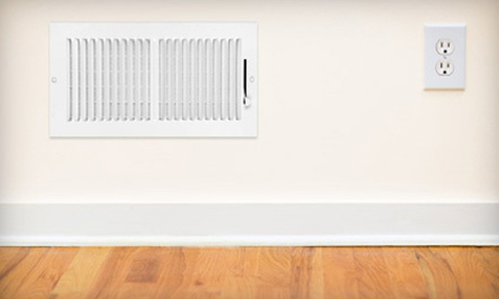 Air Duct Busters - Columbus: $39 for Vent Cleaning and Furnace Inspection from Air Duct Busters ($189.99 Value)
