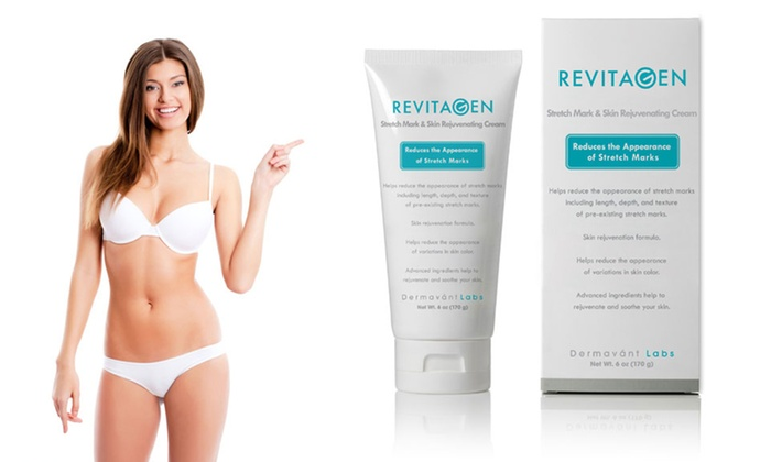 RevitaGen FX Stretch Mark and Skin Repair Formula (6 Oz.)