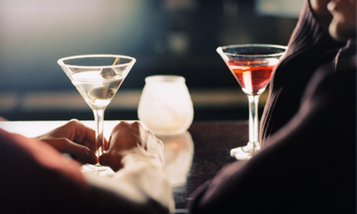 Mova Lounge D.C. - U Street - Cardozo: Specialty-Martini Tasting for Two or Four with Three or Five Samples per Person at Mova Lounge D.C. (Up to 57% Off)