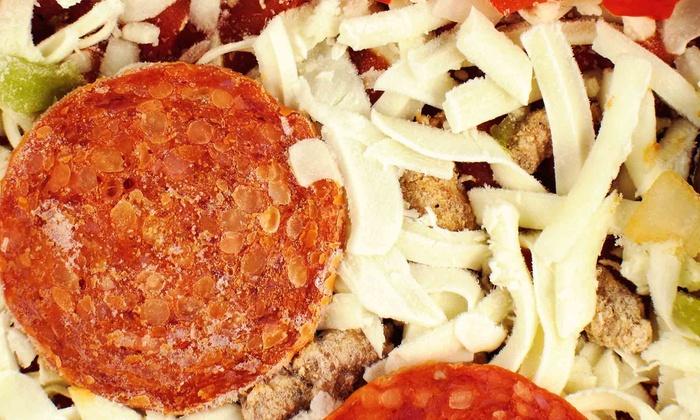Papa Petrone's Take 'N Bake - Lake Ridge: $18 for $34 Worth of Oven-Ready Pizzas, Pastas, and Italian Food from Papa Petrone's Take 'N Bake