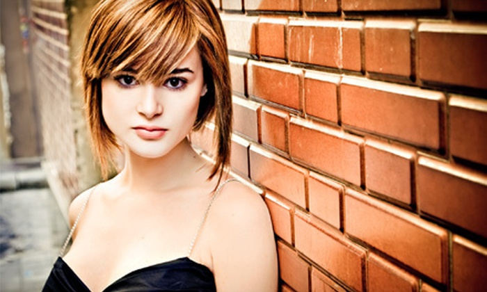 Mary's Hair Salon - Freeport: $44 for $80 Worth of Women's Highlights at Mary's Hair Salon