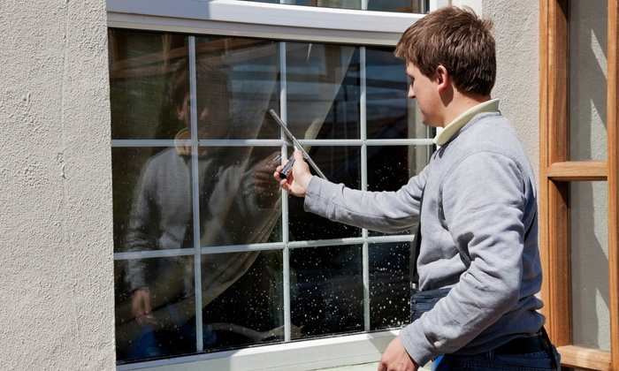 Peak Janitorial, Inc - Vancouver: Exterior Window Cleaning for 15, 25, or 35 Panes from Peak Janitorial, Inc (Up to 67% Off)