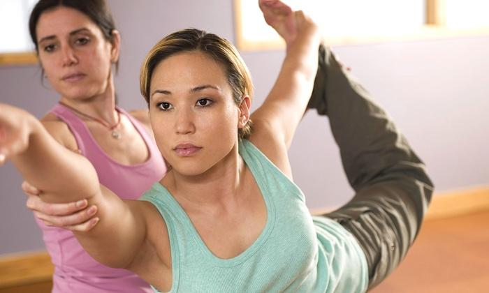 Amba Yoga - St. James: 10 or 20 Yoga Classes at Amba Yoga (Up to 67% Off)
