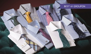 Charles Tyrwhitt: £40 Towards Shirts, Suits and Casual Attire Online at Charles Tyrwhitt (Up to 50% Off)