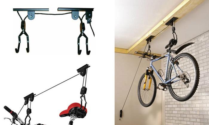 Chłodny Wieszak na rower: 2 modele | Groupon LW78