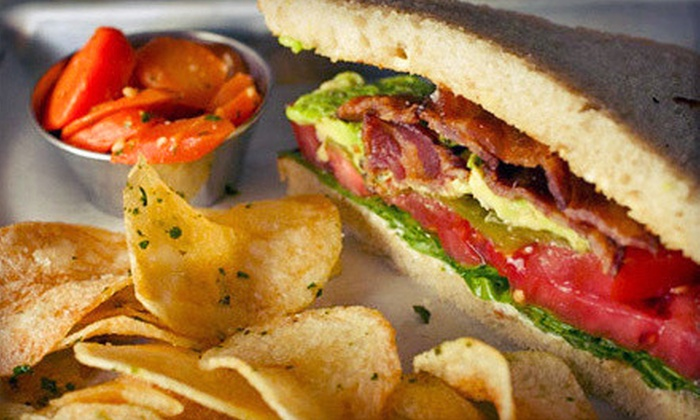 Sandwhich - Downtown Chapel Hill: $10 for $20 Worth of Specialty Sandwiches, Salads, and Drinks at Sandwhich