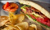 DNC SANDWHICH - Downtown Chapel Hill: $10 for $20 Worth of Specialty Sandwiches, Salads, and Drinks at Sandwhich