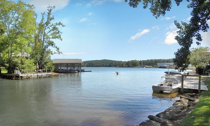 Creekside Lodge & Conference Center - Dadeville, AL: Two-Night Stay at Creekside Lodge & Conference Center in Dadeville, AL