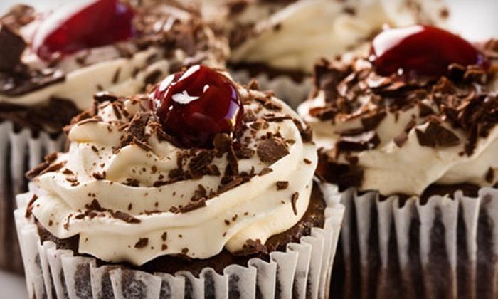 Bella Cakes, Inc. - Newport News: Half Dozen or Dozen Cupcakes, or $12 for $25 Toward Baked Goods at Bella Cakes, Inc.