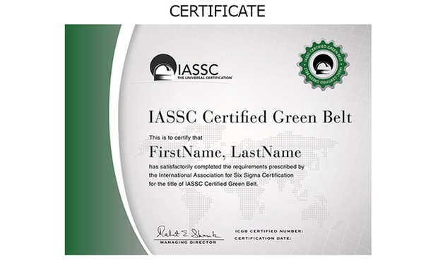 Lean Six Sigma Certification   Groupon
