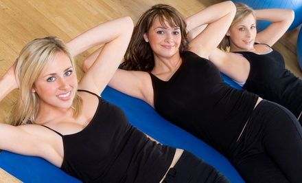 Three or Five Group Pilates Classes at Spencer Pilates Arts (Up to 61% Off)