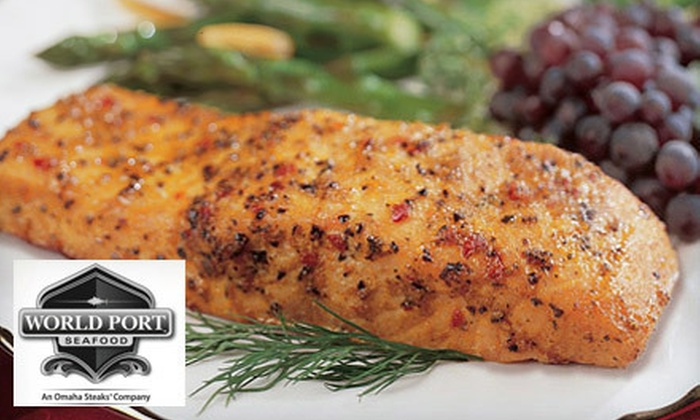 World Port Seafood Combos: World Port Seafood Combo. Shipping Include (Up to 64% Off). Three Options Available.