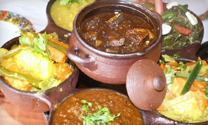 Queen of Sheba - South Tampa: $32 for an Ethiopian Dinner for Two at Queen of Sheba ($65.50 Value)