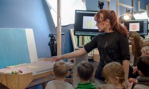 Se-ma-for Muzeum Animacji: Zwiedzanie Muzeum Animacji Se-ma-for z przewodnikiem: bilet dla 2 osób za 21,99 zł i więcej opcji (do -45%)