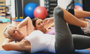 Fitness Connection: 10 or 20 Group Fitness Classes at Fitness Connection (Up to 87% Off)