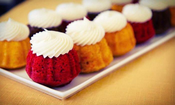 Nothing Bundt Cakes - Sherwood - Tualatin South: $10 for $20 Worth of Baked Desserts at Nothing Bundt Cakes