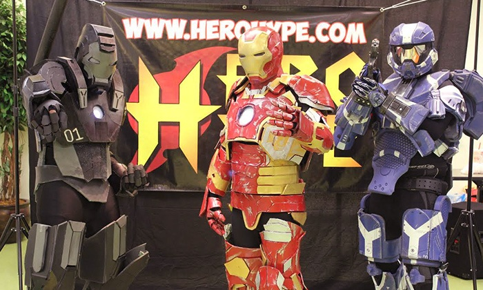 Hero Hype - Hero Hype Comic Con: $11 for Admission for Two at Hero Hype Convention ($20 Value)