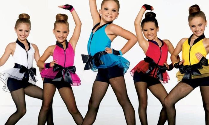 JEANIE MORELAND DANCE THEATRE - Springboro: Four Dance Classes from Jeanie Moreland Dance Theatre (50% Off)