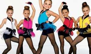 JEANIE MORELAND DANCE THEATRE: Four Dance Classes from Jeanie Moreland Dance Theatre (50% Off)