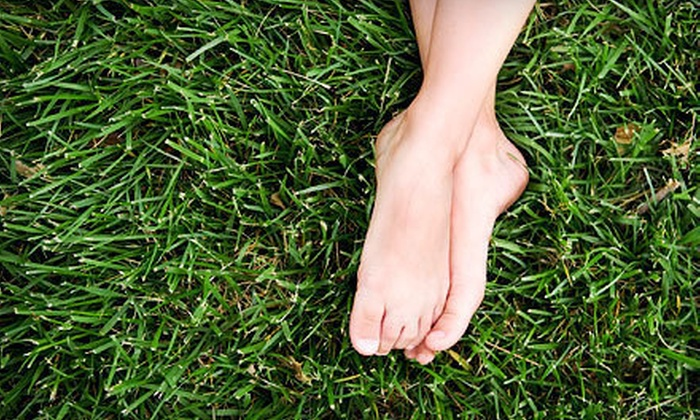 Allante Life Med Spa - Boise: Laser Toenail-Fungus Removal on One Foot or Both with Optional Hair Removal at Allante Life Med Spa (Up to 62% Off)