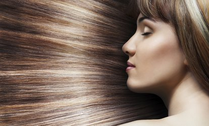image for Half Head Highlights from £25 at Abi's Hair & Beauty Spa (Up to 57% Off)