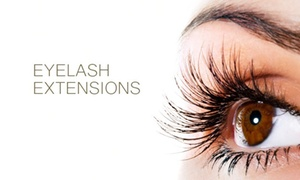 Up To 56% Off Individual Eyelash Extensions At Zen Beauty Care