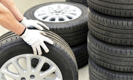 Up to 39% Off on Wheels & Tires (Auto Parts Retail) at ABAS AUTO REPAIR