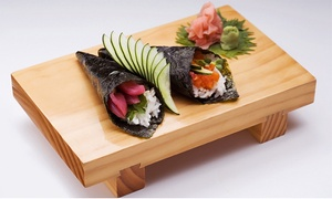 Roll Your Own Sushi, Then Eat It With A Professional Chef