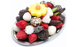 Titi's Treats: $25 for $50 Worth of Dipped Fruit Treats and Fruit Bouquets at Titi's Treats