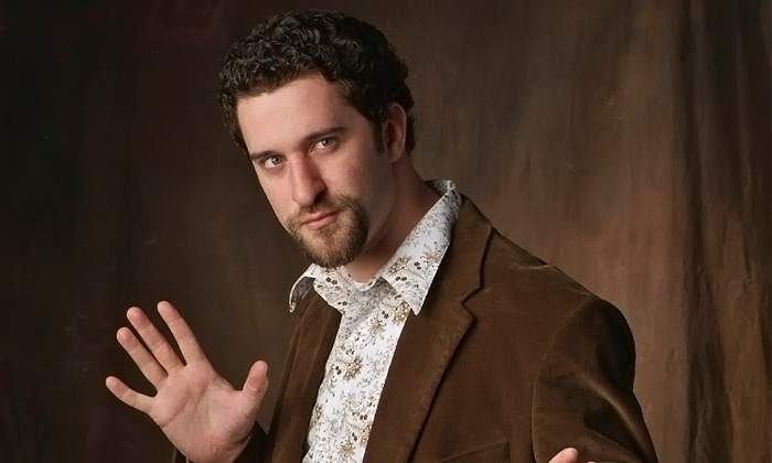 "Dustin Diamond - Boca Raton: Dustin ""Screech"" Diamond Comedy Show at Blue Martini on January 19 (Up to 33% Off). Two Performances Available."