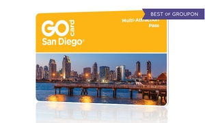 Smart Destinations: Two-Day All-Inclusive Go San Diego Card Including Free Admission to 40+ Popular San Diego Attractions