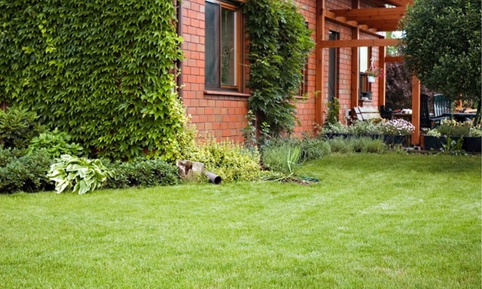 Weed Man - Frederick - Washington DC: Lawn Fertilizer with Weed-Control and Crabgrass Treatment from Weed Man ($200 Value)