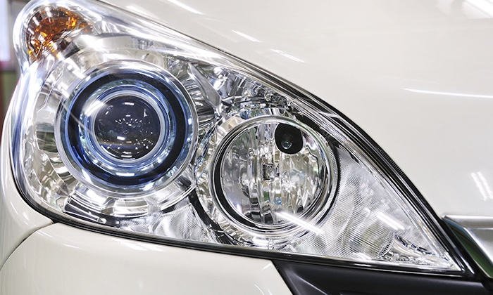 Audio Techniks - Deer Valley: $65 for HID Headlight Upgrade and Installation at Audio Techniks ($125 value)